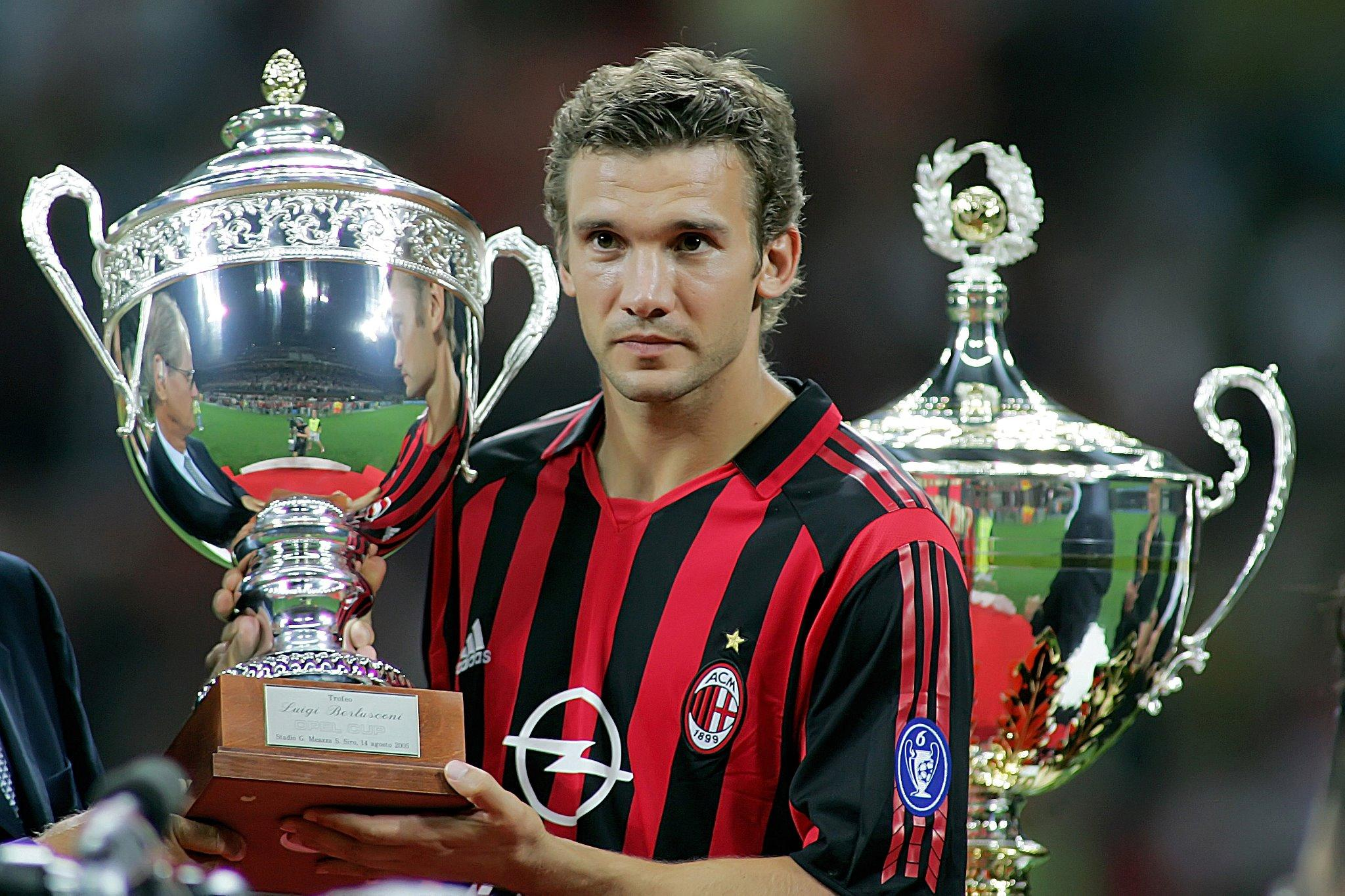 Andriy Shevchenko Naked top-10 athletes who made ukraine famous - guide me ua