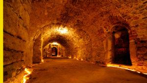 Catacombs of Lviv