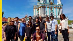 Tours in Ukraine