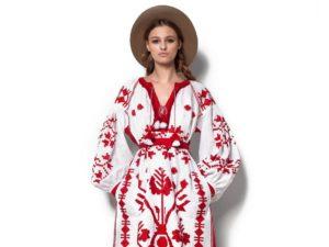 Ukrainian traditional garb