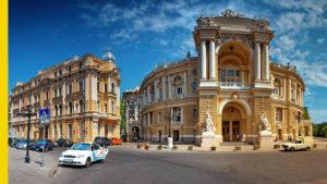 Odessa Trip in Ukraine