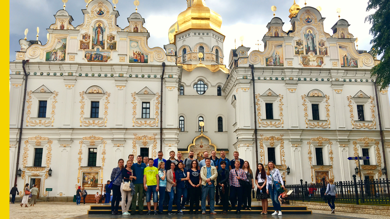 Lavra Tour by Guide me UA