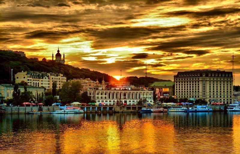 Kiev Tour Guide