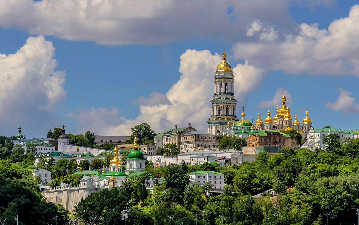 Kiev Tour guide to Lavra Monastery