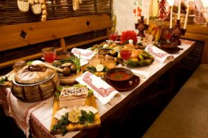 Kiev tour guide to the best Ukrainian cuisine restaurants