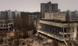 Chernobyl city