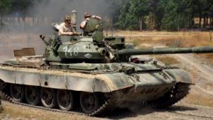 Try driving a real Soviet armored vehicle