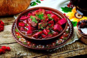 ukrainian soup