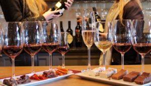 Vine tasting in Kiev