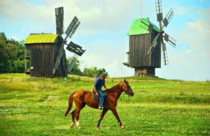 Eco tourism in Ukraine