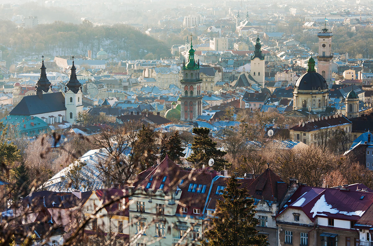 Lviv tour guide - Guide me UA