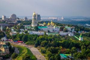 Pechersk Lavra in Kyiv
