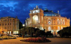 Opera Odessa Ukraine