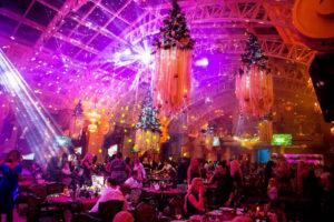 Ministerium Nightclub of Odessa