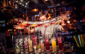 Drinks in Odessa