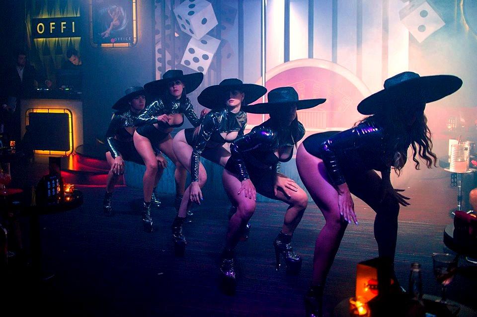 odesa striptease club