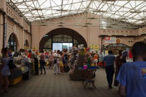 Odessa market