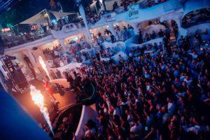 Ibiza nightclub in Odesa