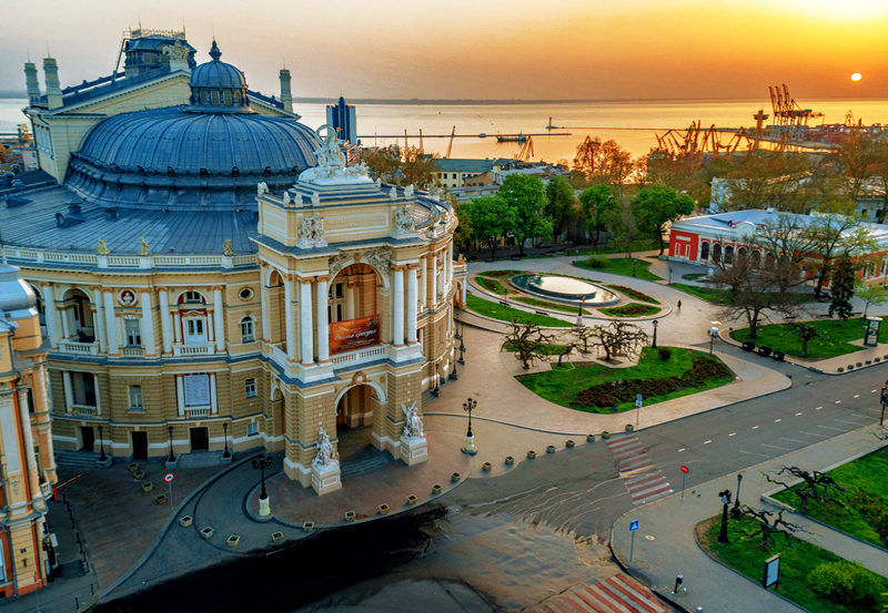 TOP THINGS TO DO IN ODESSA UKRAINE