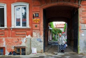 Odessa secret yards