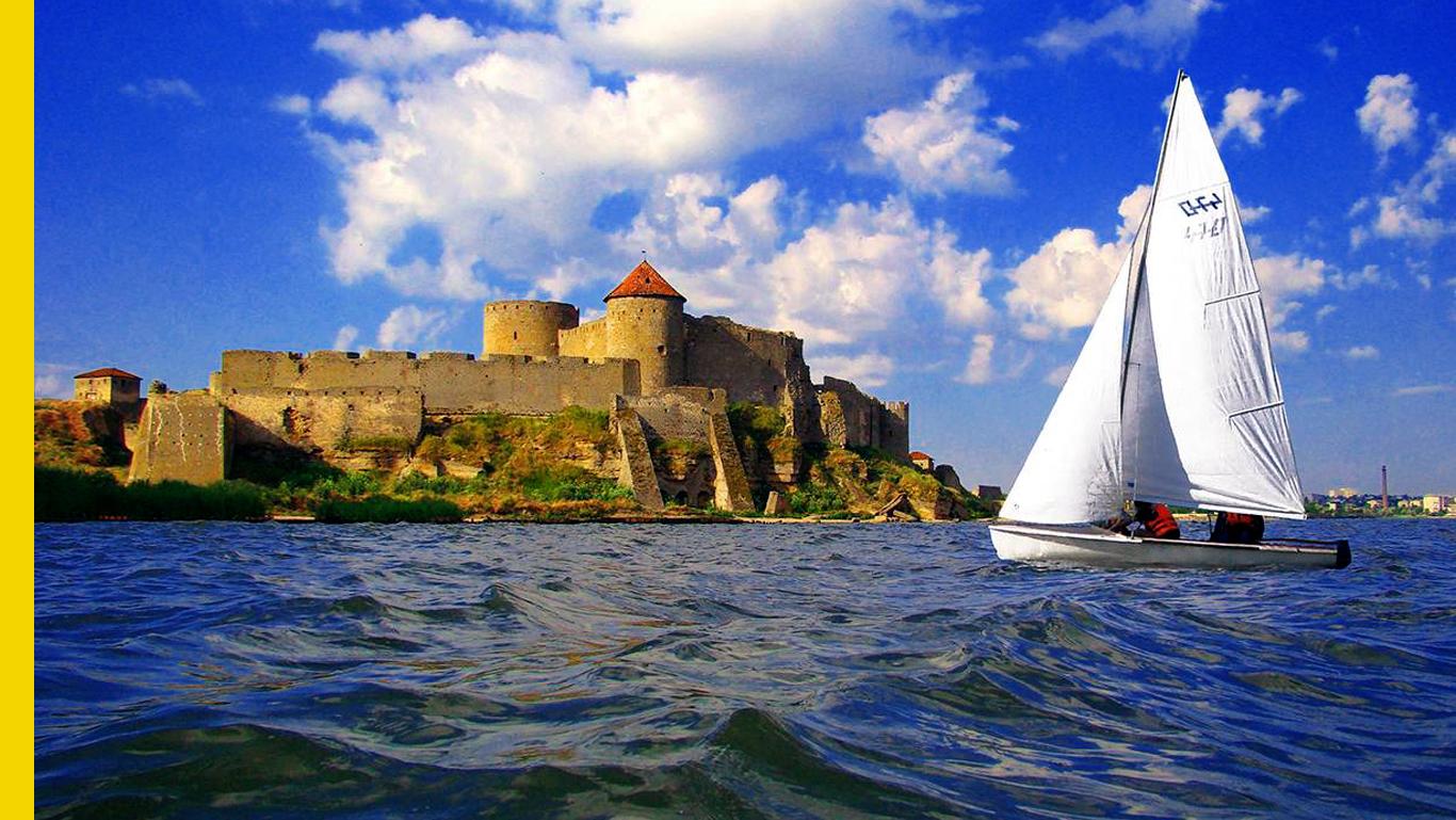 Akkerman Fortress in Odessa