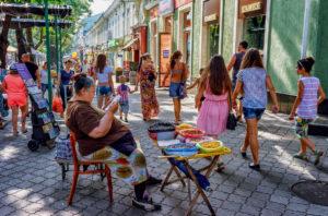 Markets of Odessa
