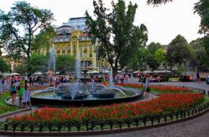 Parks in Odessa