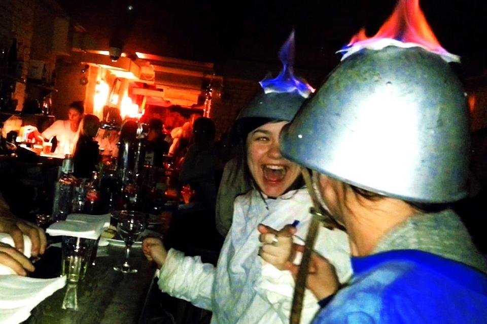 Crazy Kiev Parties