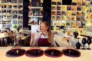 White Wine Bar in Kiev