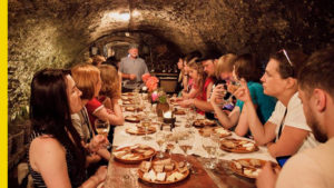 Travel Package to Ukraine with Wine Tasting