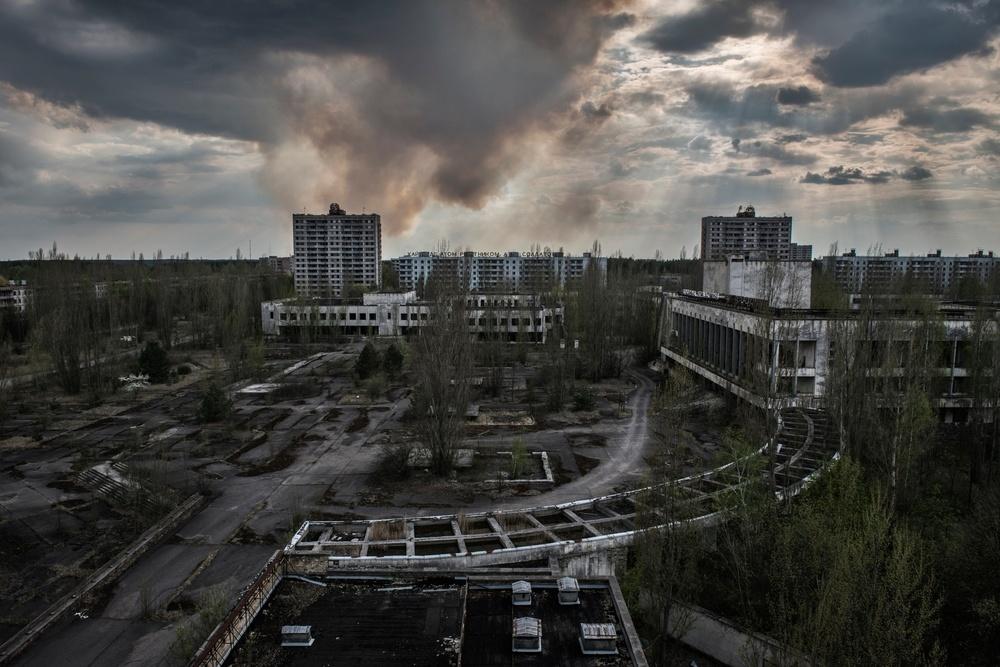 Chernobyl tours in Ukraine