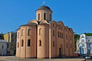 Church of the Assumption of the Virgin Pirogoschi