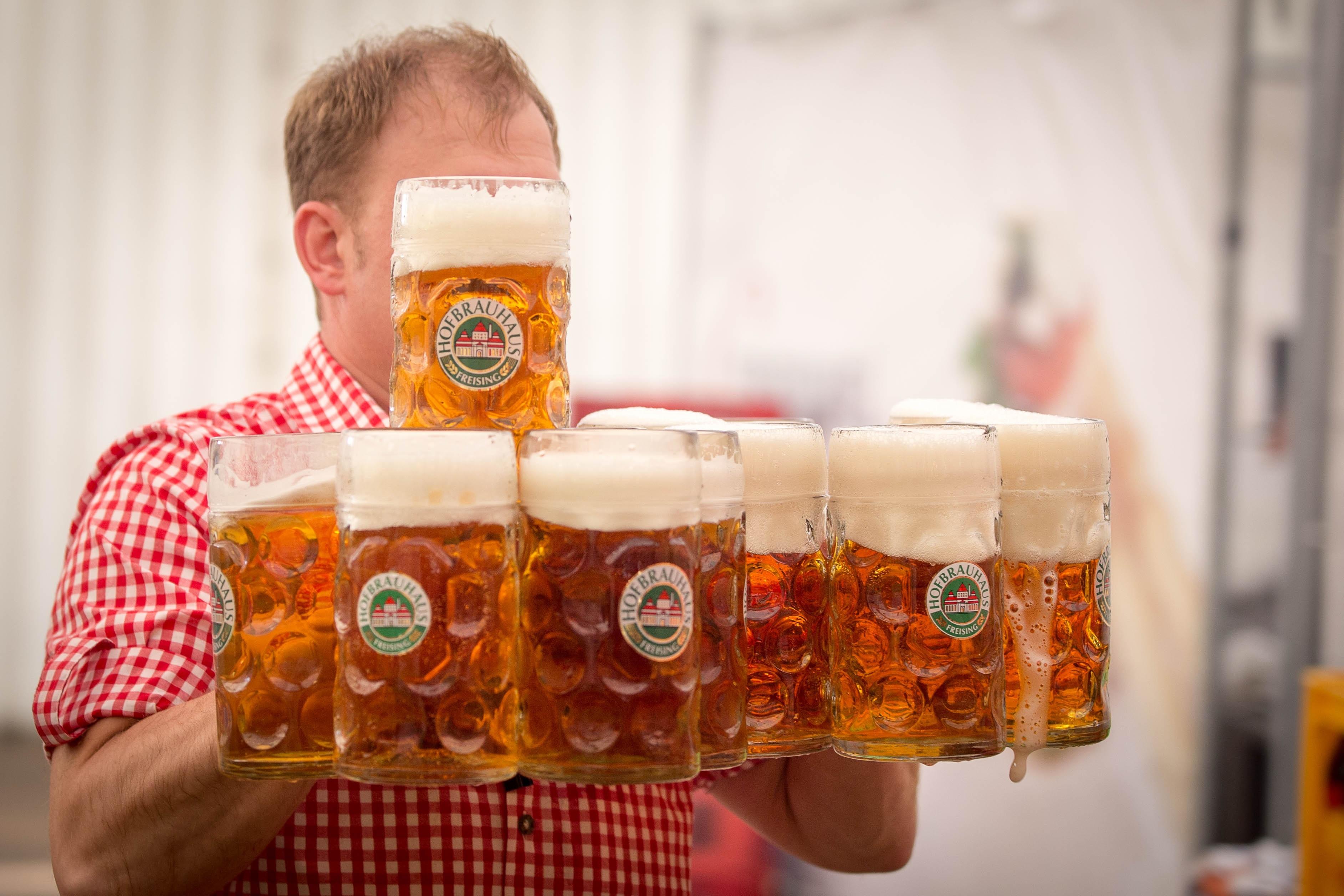 Beer Tasting in Kiev, Ukraine