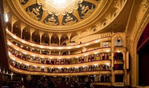 Theater of Opera and Ballet in Kiev