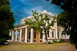 Vorontsov Mansion in Odessa