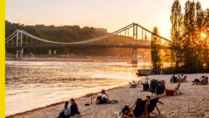 Beaches in Kiev - Where to go in summer