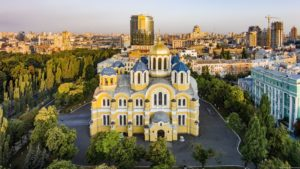 St. Volodymyr Cathedral in Kiev