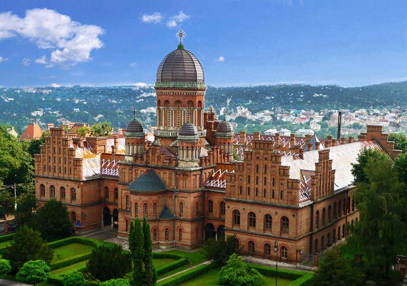 Chernivtsi University - Travel to Ukraine with Guide me UA Tour Operator