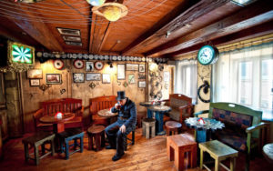 Unusual Restaurants in Lviv