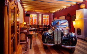 Nice restaurants in Lviv