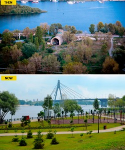 Guide me UA private Tours of Kiev - #10yearschallenge for Kiev