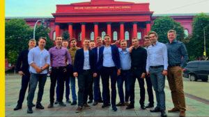 Bachelor Party in Kiev