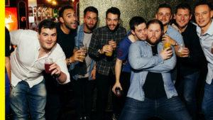 Pub Crawl in Kiev - Stag Party