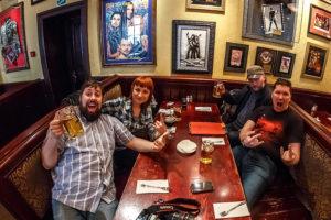 Kiev Pub Crawl - Beer Tasting with a local