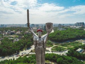 Soviet Tour in English in Kiev