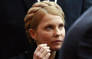 Julia Timoshenko - who is she