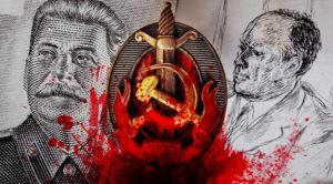 Stalin crimes of Soviet regime against Ukraine