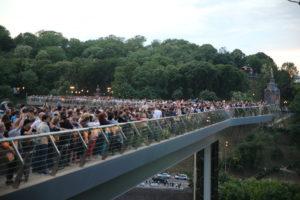Kiev city is popular destination for weekend