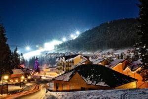 Ukraine Mountains to Ski