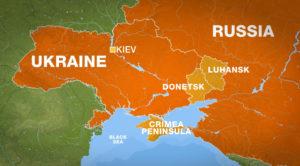 Is Ukraine dangerous for tourists